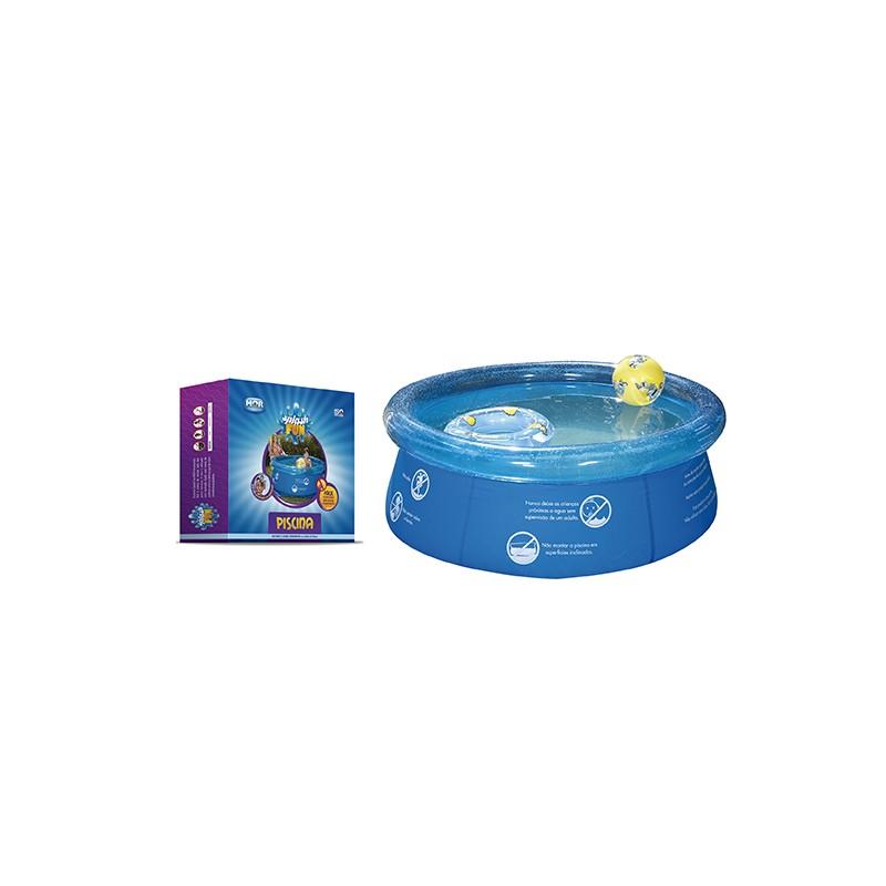Piscina splash fun mor 1000 litros hidroleste for Piscina 1000 litros