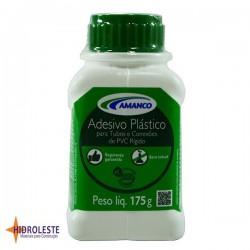 ADESIVO PLÁSTICO AMANCO 175G COM PINCEL.