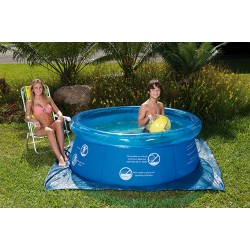 PISCINA SPLASH FUN MOR 1000 LITROS
